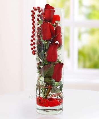 Canım Aşkıma 5 Adet Gül